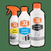 3G professioneel reinigers