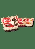 Mona pudding of yoghurt