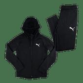 Puma hoodedvest of trainingsbroek