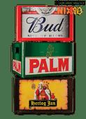 Hertog Jan, Bud, Jupiler of Palm