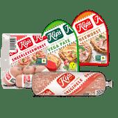 Kips paté, kleintjes of leverworst