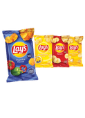 Lay's Chips, Doritos of Pipers