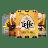 Grimbergen of Leffe bier of 0,0%