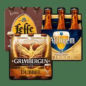 Leffe, Affligem of Grimbergen