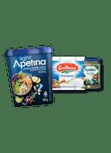 Galbani mozzarella of Apetina blokjes