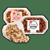1 de Beste notenmelange, amandelen of pistachenoten