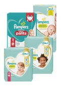 Pampers midpack