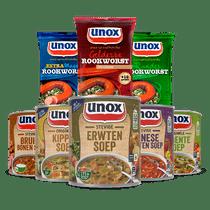 Unox rookworst of soep