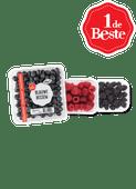 1 de Beste bramen, frambozen of blauwe bessen