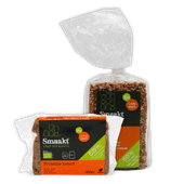 Smaakt Less Carb prote‹ne brood of crackers