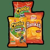 Lay's Hamka's of Cheetos