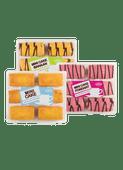 Roomboter mini cakejes