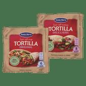 Santa Maria tortilla's