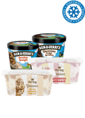 Hertog of Ben & Jerry's ijs