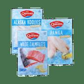 Queens Alaska koolvis-, panga- of wilde zalmfilets