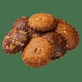 Roomboter picolientjes of mini speculaas gevulde koek