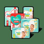 Pampers midpack of babydoekjes