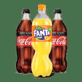 Coca-Cola, Fanta of Aquarius