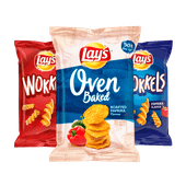 Lay's Oven Baked of Wokkels