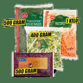 1 de Beste of Bio+ gesneden groente
