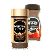 Nescafé oploskoffie Original of Gold