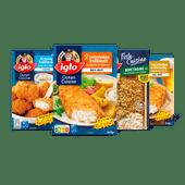 Iglo Fish- of Ocean Cuisine