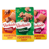 Verkade chocoladereep