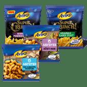 Aviko Supercrunch of Airfryer specialiteiten