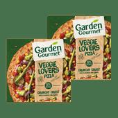 Garden Gourmet vegetarische pizza