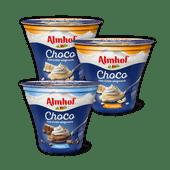 Almhof Choco met slagroom