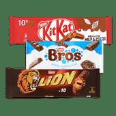 Kitkat, Bros of Lion