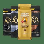L'Or of Douwe Egberts Café koffiebonen
