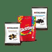 Italiano, Skittles of Ricola
