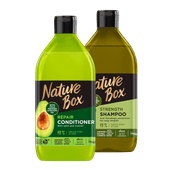 Nature box shampoo of conditioner