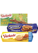 Verkade Mcvitie's, Kinderkoek of San francisco