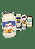 Calv' of Hellmann's mayonaise