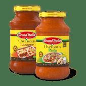 Grand'Italia ovensaus pasta of lasagna