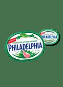 Philadelphia zuivelspread