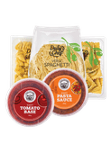 Daily Chef verse pasta of Foodfellows tomatensaus