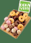 DekaVers mini donuts of pop dots
