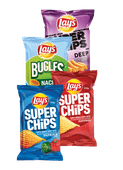 Lay's Superchips of Bugles