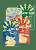Maaslander gesneden 30+ of 50+ kaas