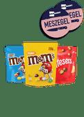 M&M's of Maltesers