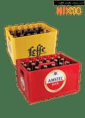 Amstel of Leffe