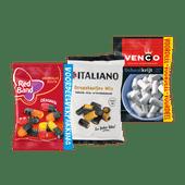 Italiano drop, Redband of Venco