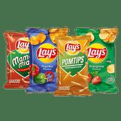 Lay's chips, Mama mia's of Pom tips
