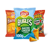 Lay's Bugles, Hamka's of Cheetos