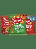 Duyvis Borrel-, Tijgernootjes of pinda's