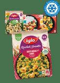 Iglo Roerbaksensatie of Ping & Klaar