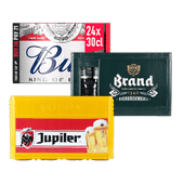 Jupiler, Brand of Bud
